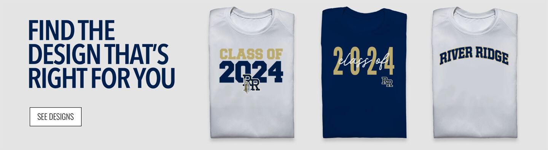 River Ridge Knights Find Your Design Banner