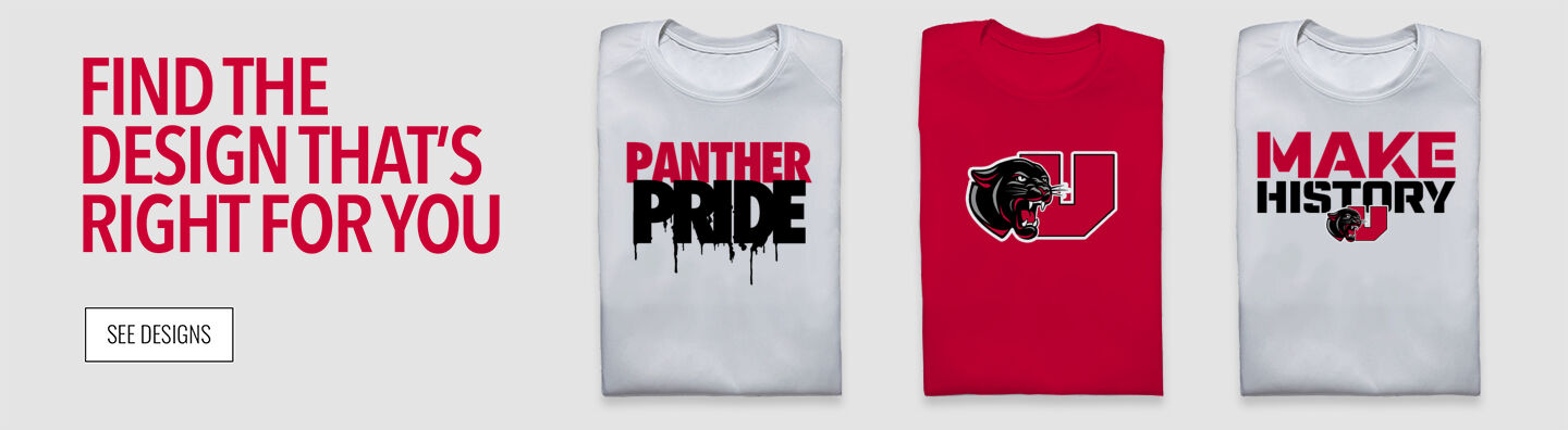University Prep Panthers Find Your Design Banner