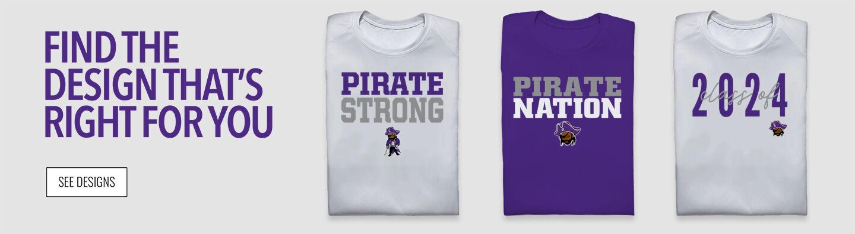 Riverside Pirates Find Your Design Banner