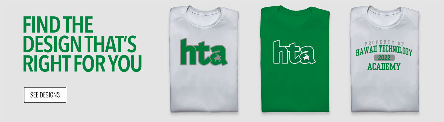 Hawaii Technology Academy Find Your Design Banner
