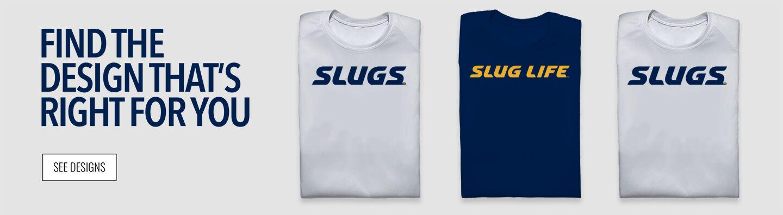 UC Santa Cruz Banana Slugs Find Your Design Banner