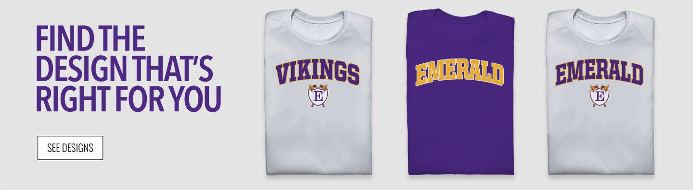 Emerald High School Vikings Find Your Design Banner
