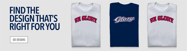 Va  Glory Find Your Design Banner