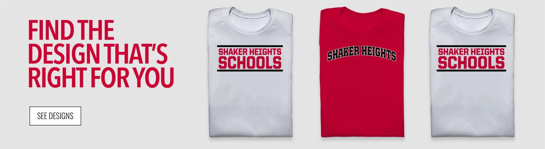 Shaker Heights Schools Find Your Design Banner