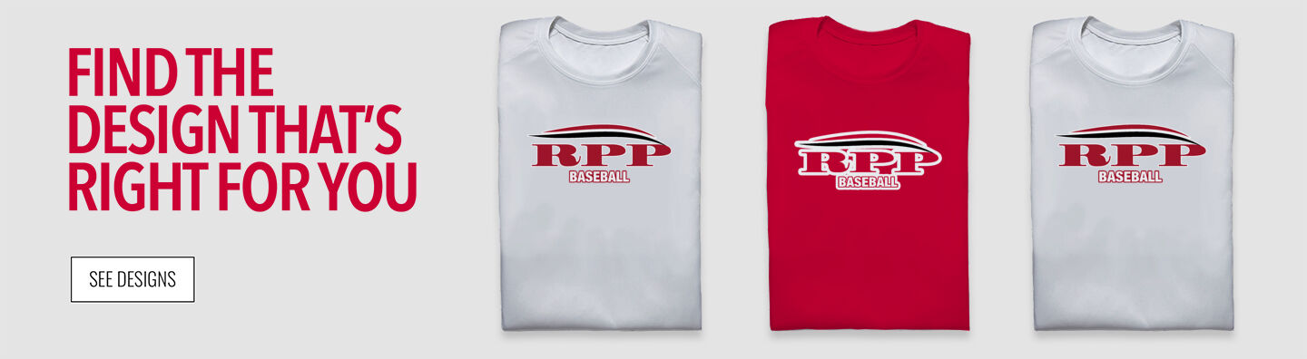 RPP Baseball Find Your Design Banner