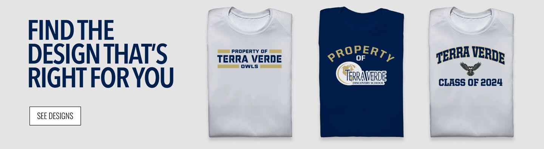 Terra Verde Discovery School Owls Find Your Design Banner