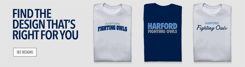 Harford Fighting Owls Find Your Design Banner