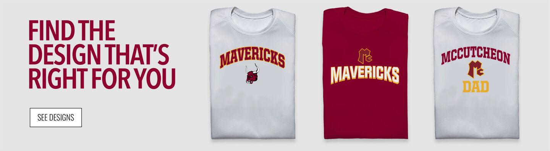 McCutcheon Mavericks Find Your Design Banner