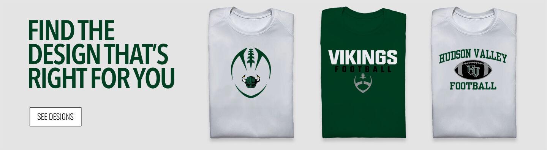 Hudson Valley Vikings Find Your Design Banner
