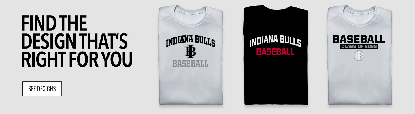 Indiana Bulls Baseball The Official Online Store Find Your Design Banner