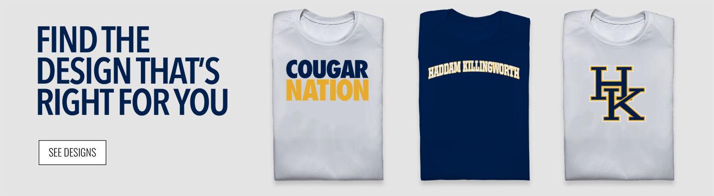 Haddam Killingworth Cougars Find Your Design Banner