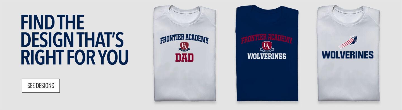 Frontier Academy Wolverines Find Your Design Banner