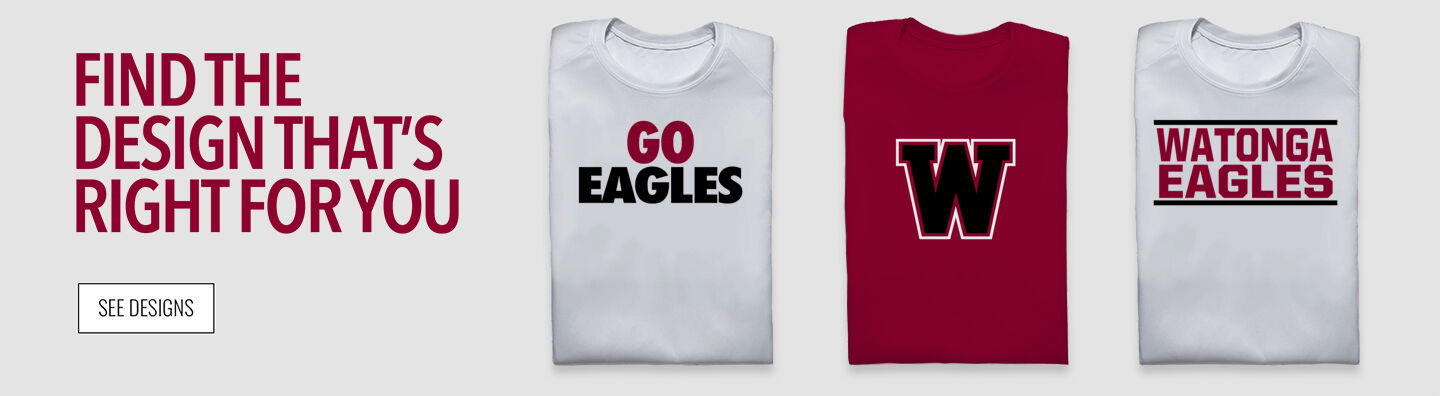 WATONGA HIGH SCHOOL EAGLES Find Your Design Banner