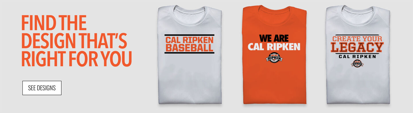 Cal Ripken Cal Ripken Find Your Design Banner