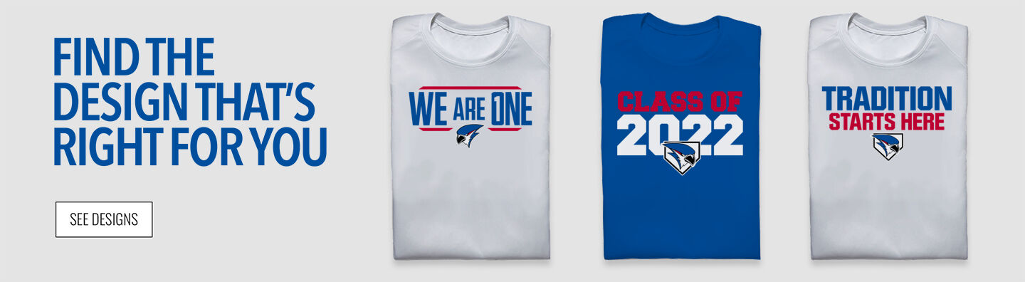 Merrill Bluejays Find Your Design Banner