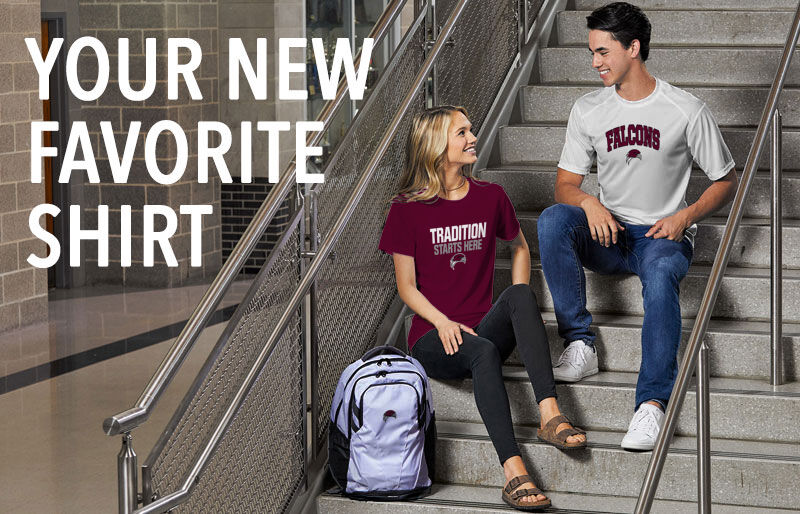 Donoho Falcons Your New New Favorite Shirt Banner