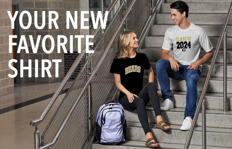 Gray's Creek Bears Your New New Favorite Shirt Banner