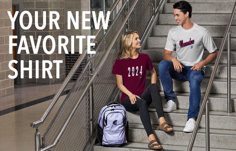 Belmont Marauders Your New New Favorite Shirt Banner