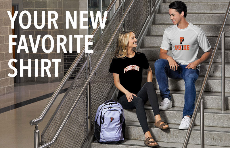 Pennsbury Falcons Your New New Favorite Shirt Banner