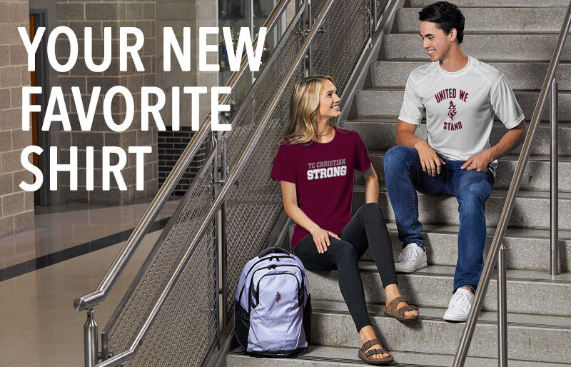 TC Christian Sabres Your New New Favorite Shirt Banner