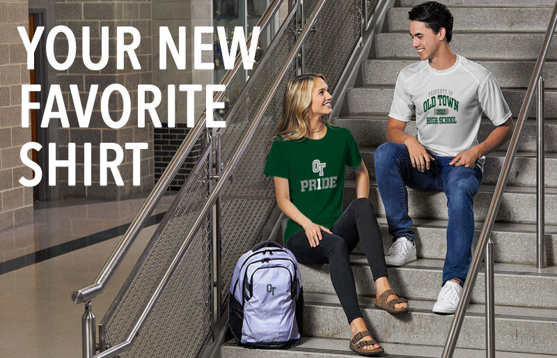 Old Town Coyotes Your New New Favorite Shirt Banner
