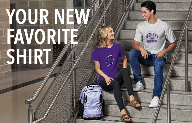 Woodlawn Panthers Your New New Favorite Shirt Banner