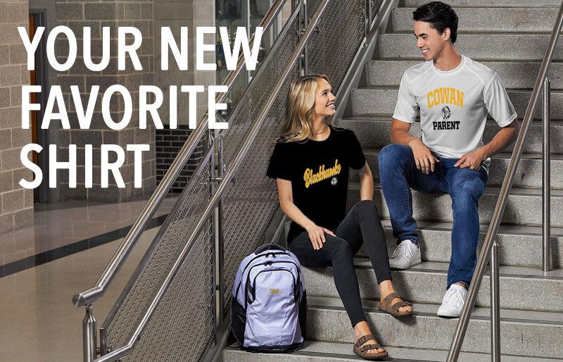 Cowan Blackhawks Your New New Favorite Shirt Banner