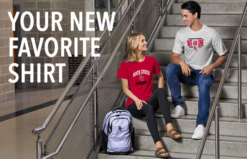 Rock Creek Lions Your New New Favorite Shirt Banner
