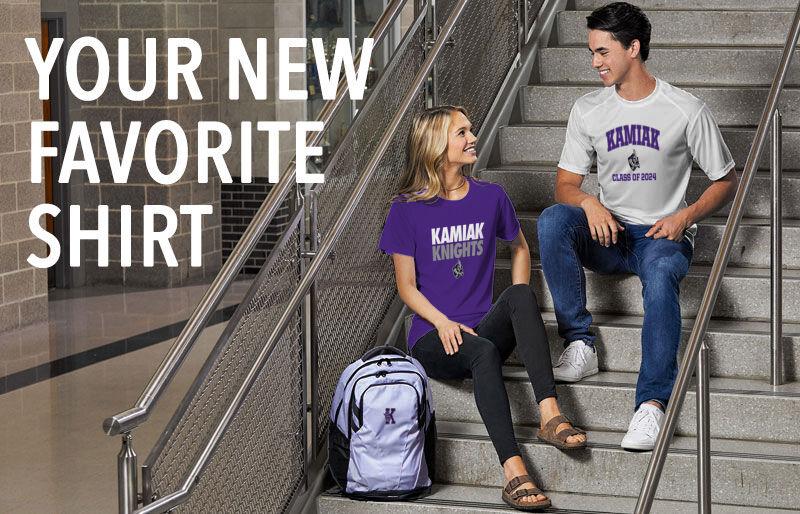 Kamiak  Knights Your New New Favorite Shirt Banner