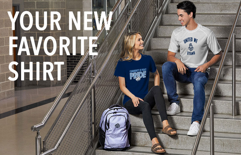 Community Of Peace Tigers Your New New Favorite Shirt Banner
