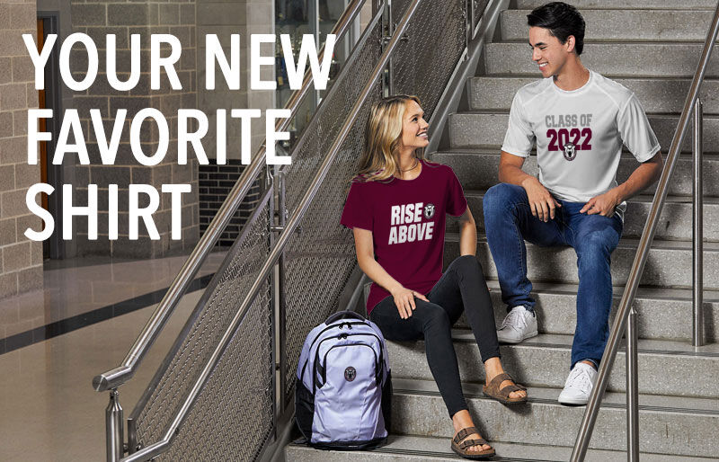 Holy Names Cougars Your New New Favorite Shirt Banner