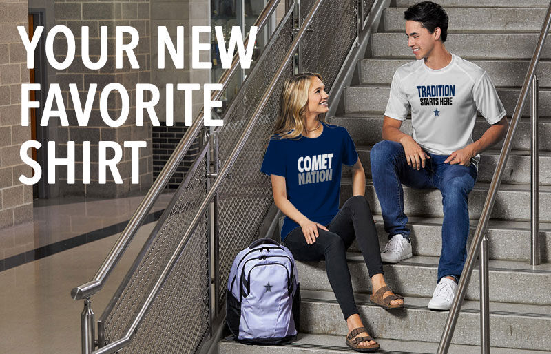 South Gwinnett Comets Your New New Favorite Shirt Banner