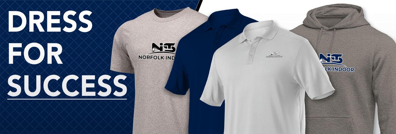 Norfolk Indoor Sports Turf Norfolk Indoor Dress for Success Banner
