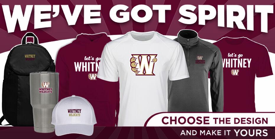 Whitney Wildcats WeveGotSpirit Banner