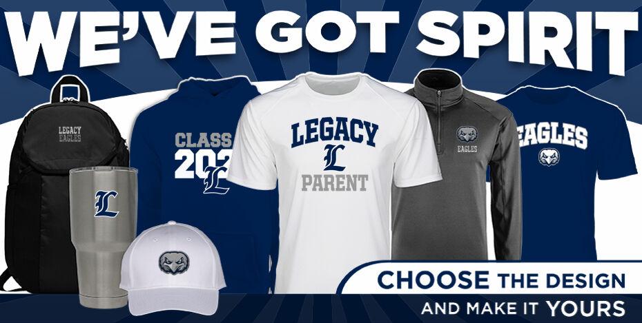 Legacy Eagles WeveGotSpirit Banner