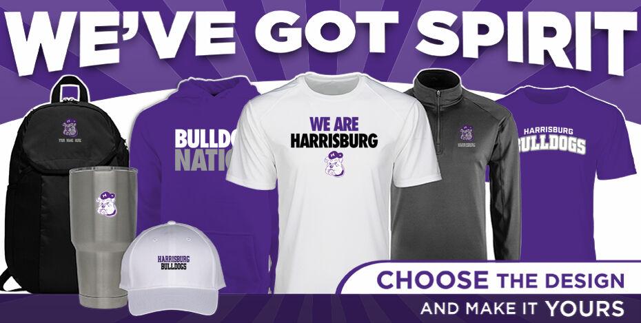 Harrisburg Bulldogs WeveGotSpirit Banner