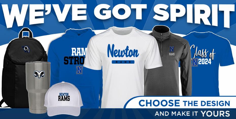 Newton Rams WeveGotSpirit Banner