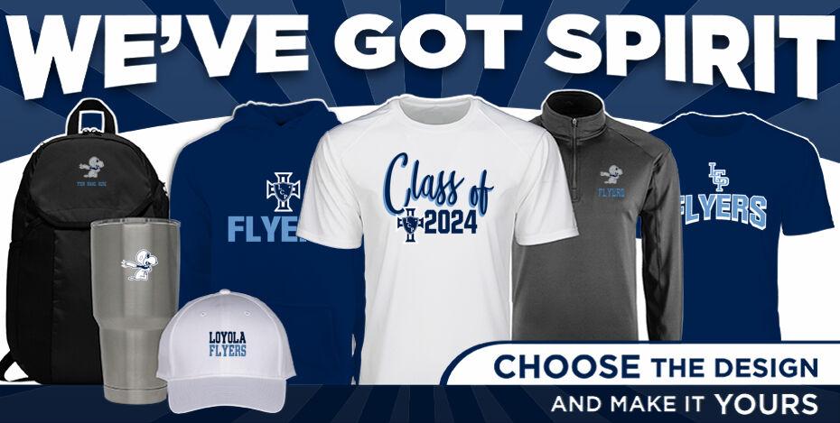 Loyola Flyers WeveGotSpirit Banner