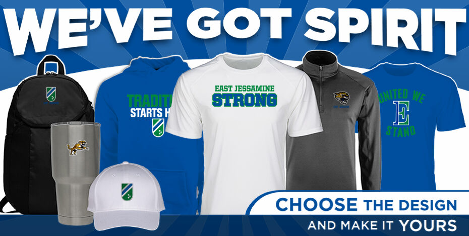 East Jessamine Jaguars Online Store WeveGotSpirit Banner