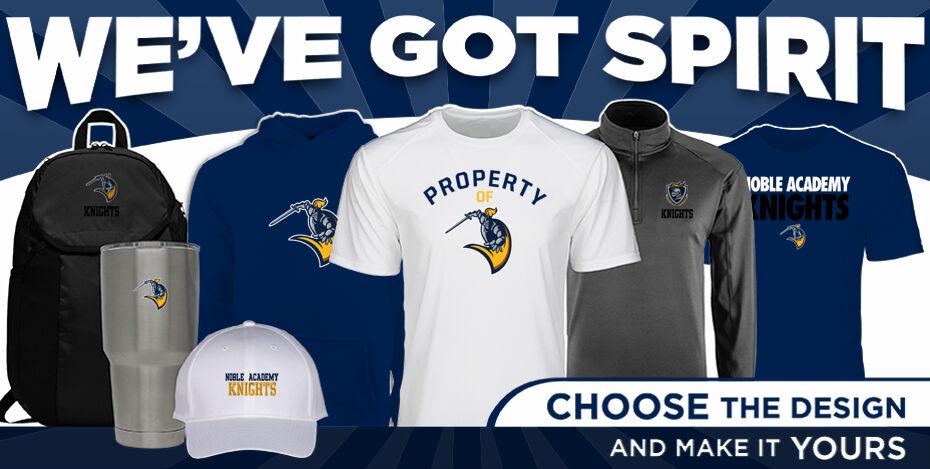 Noble Academy Knights WeveGotSpirit Banner