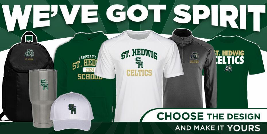 St. Hedwig Celtics WeveGotSpirit Banner