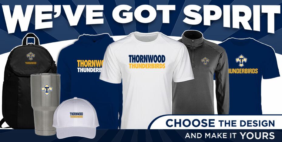 Thornwood  Thunderbirds WeveGotSpirit Banner