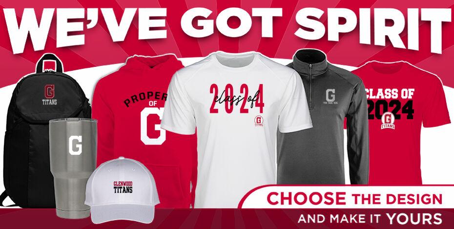 Glenwood Titans WeveGotSpirit Banner