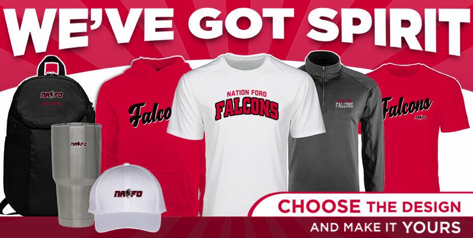 Nation Ford  Falcons WeveGotSpirit Banner