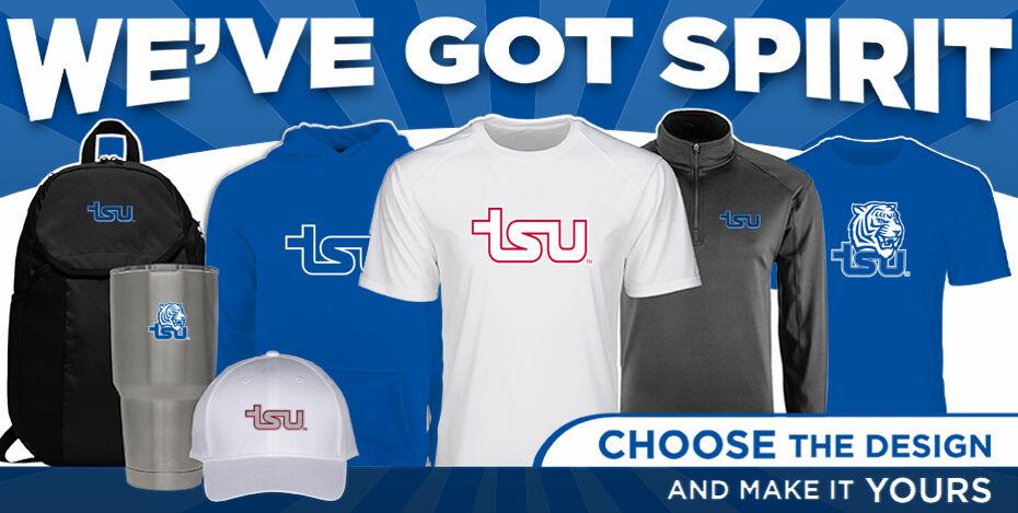 Tennessee State Tigers WeveGotSpirit Banner