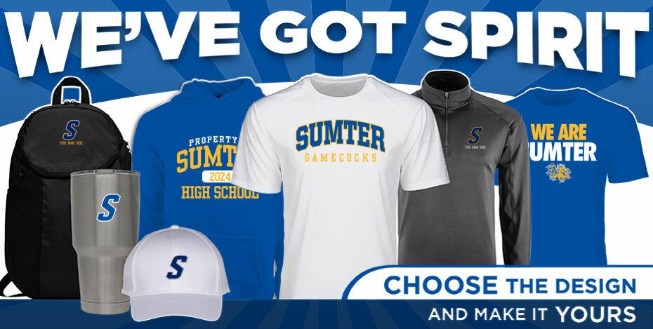 Sumter Gamecocks WeveGotSpirit Banner