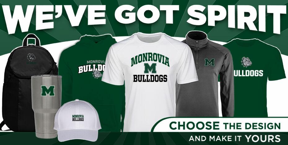 Monrovia Bulldogs WeveGotSpirit Banner