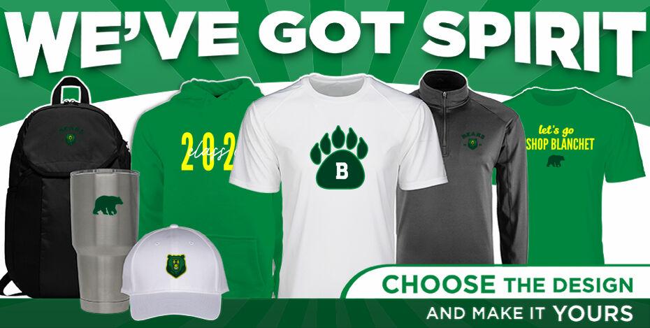 Bishop Blanchet The Official Online Store WeveGotSpirit Banner