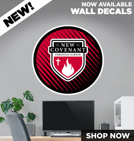 NEW COVENANT FLAMES ONLINE STORE DecalDualBanner Banner