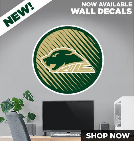 ROBERT G COLE HIGH SCHOOL Cougars Online Store DecalDualBanner Banner